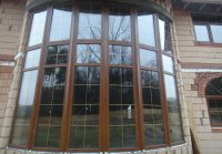 окна с шпросом